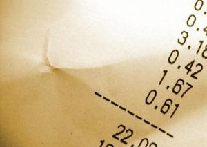 Combien de temps une entreprise doit conserver les reçus de carte de crédit?