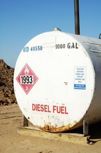 Exigences carburant diesel sécurité Réservoir