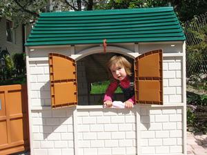 Comment puis-je construire une cabane facile?