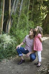 Tuer racine bambou