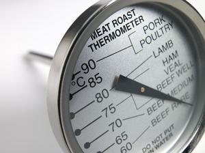 Bonne utilisation des thermomètres à viande