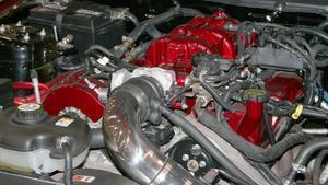 Comment faire pour trouver la valve PCV sur une Buick Le Sabre 1997