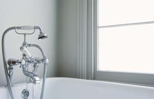 Comment protéger une fenêtre dans une douche