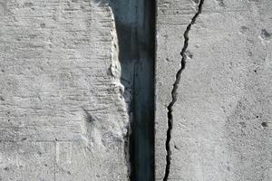 Produits pour arrêter les fuites d'eau dans les murs en béton