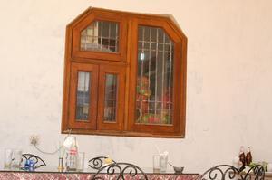 Types fenêtre de charnière