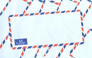 Comment Airmail une lettre à l'Europe