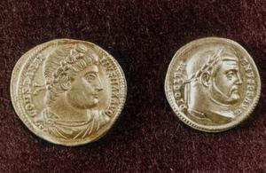 Comment identifier les marques monétaires sur les monnaies romaines