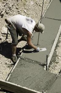 Comment mélanger le béton pour les fondations