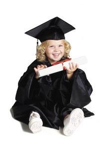 Activités amusantes pour les enfants pour Graduation en papier