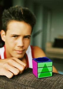 Instructions pour résoudre le Rubik Cube Puzzle
